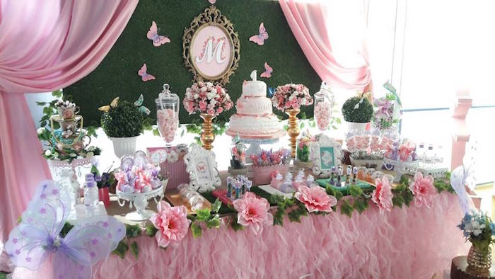 Beautiful Butterfly Birthday Party on Kara's Party Ideas | KarasPartyIdeas.com (18)