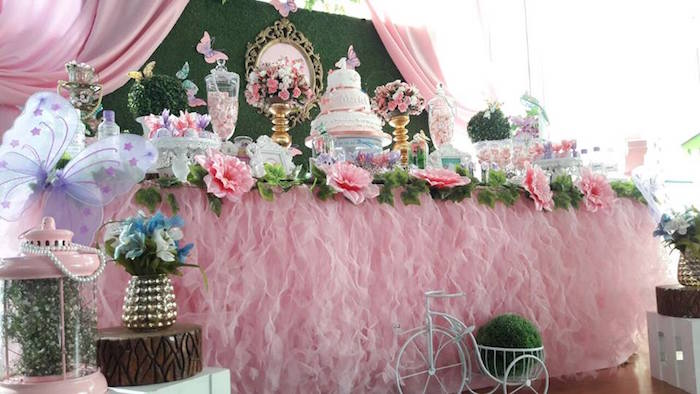 Beautiful Butterfly Birthday Party on Kara's Party Ideas | KarasPartyIdeas.com (14)