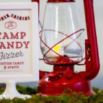 Camping Themed Bar Mitzvah Celebration on Kara's Party Ideas | KarasPartyIdeas.com (3)