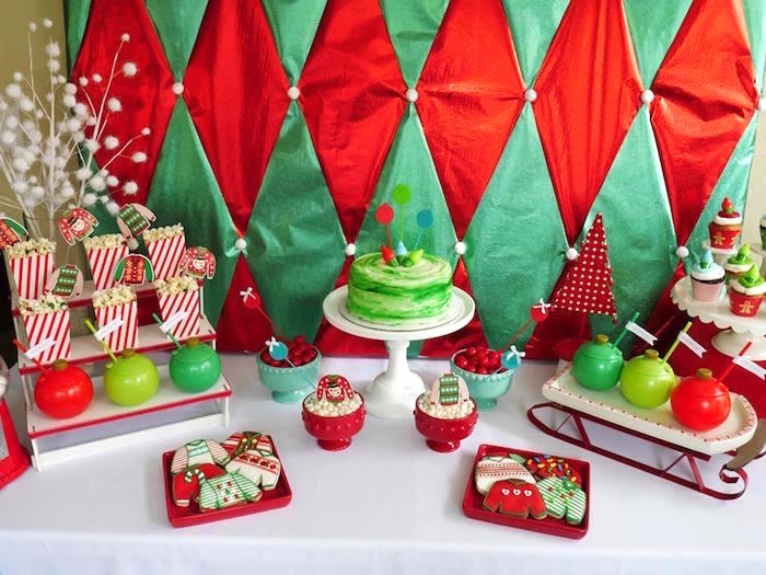 Christmas Ugly Sweater Party on Kara's Party Ideas | KarasPartyIdeas.com (5)