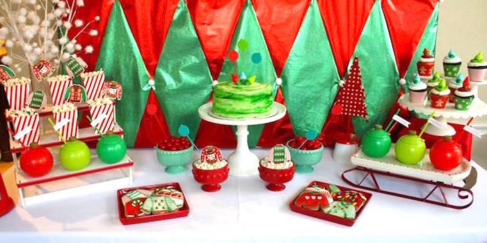 Christmas Ugly Sweater Party on Kara's Party Ideas | KarasPartyIdeas.com (1)