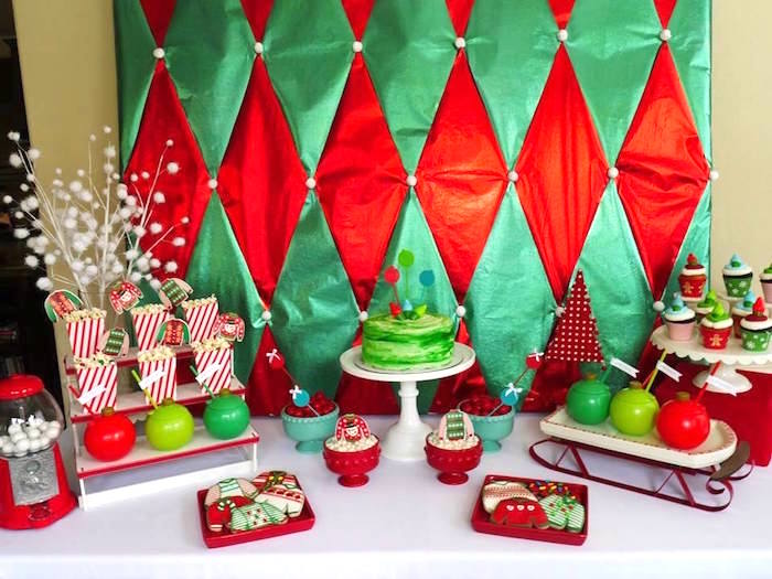 Christmas Ugly Sweater Party on Kara's Party Ideas | KarasPartyIdeas.com (18)