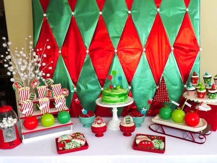 Christmas Ugly Sweater Party on Kara's Party Ideas | KarasPartyIdeas.com (18)