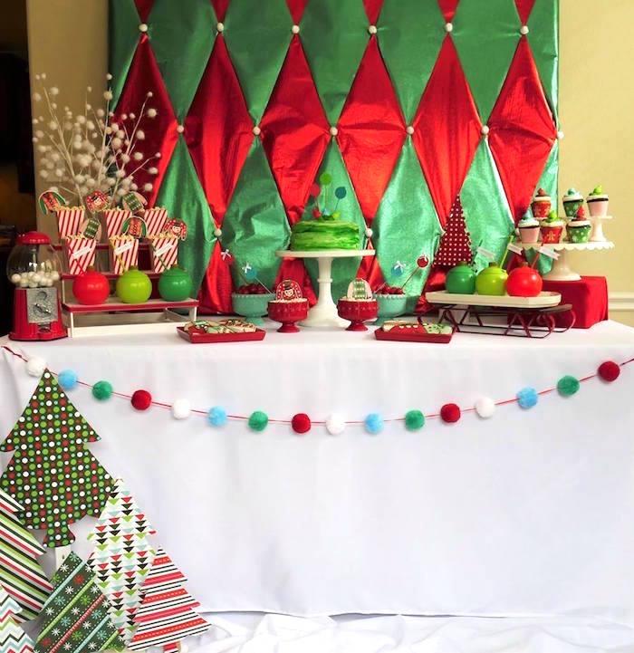 Christmas Ugly Sweater Party on Kara's Party Ideas | KarasPartyIdeas.com (11)