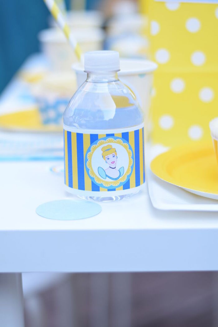 Cinderella Birthday Party on Kara's Party Ideas | KarasPartyIdeas.com (22)