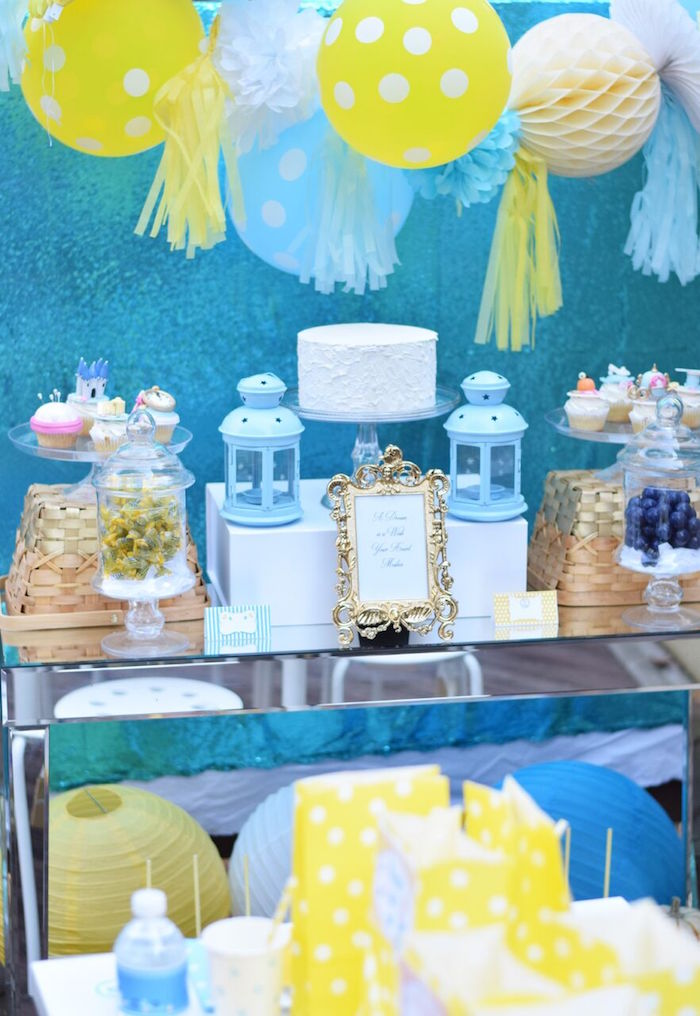 Cinderella Birthday Party on Kara's Party Ideas | KarasPartyIdeas.com (15)