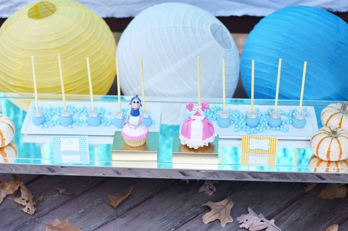 Cinderella sweets from a Cinderella Birthday Party on Kara's Party Ideas | KarasPartyIdeas.com (39)