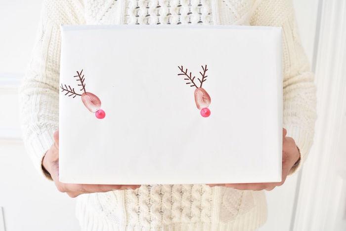 DIY Holiday Gift Wrap Ideas on Kara's Party Ideas | KarasPartyIdeas.com (38)