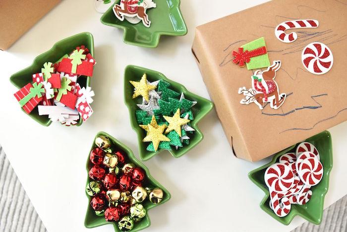 DIY Holiday Gift Wrap Ideas on Kara's Party Ideas | KarasPartyIdeas.com (29)