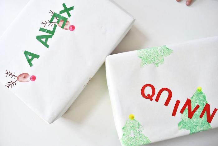 DIY Holiday Gift Wrap Ideas on Kara's Party Ideas | KarasPartyIdeas.com (23)