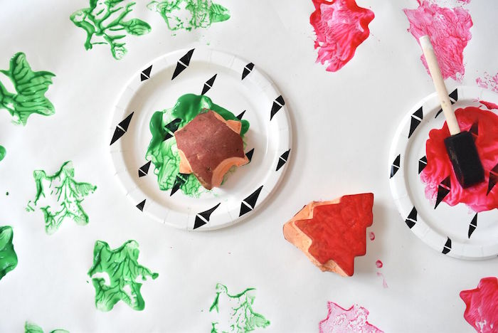 DIY Holiday Gift Wrap Ideas on Kara's Party Ideas | KarasPartyIdeas.com (21)