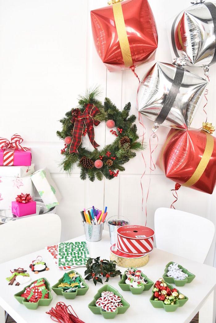 DIY Holiday Gift Wrap Ideas on Kara's Party Ideas | KarasPartyIdeas.com (19)