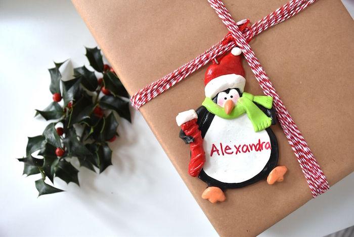 DIY Holiday Gift Wrap Ideas on Kara's Party Ideas | KarasPartyIdeas.com (46)