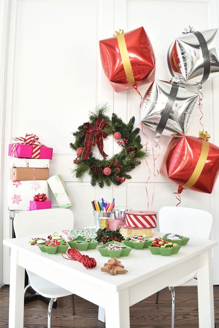 DIY Holiday Gift Wrap Ideas on Kara's Party Ideas | KarasPartyIdeas.com (12)