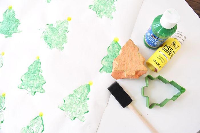DIY Holiday Gift Wrap Ideas on Kara's Party Ideas | KarasPartyIdeas.com (45)
