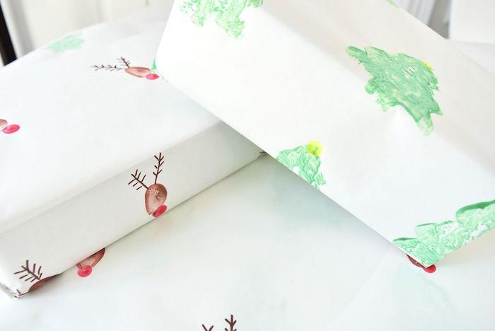 DIY Holiday Gift Wrap Ideas on Kara's Party Ideas | KarasPartyIdeas.com (41)