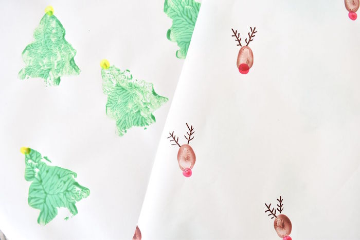 DIY Holiday Gift Wrap Ideas on Kara's Party Ideas | KarasPartyIdeas.com (40)