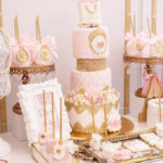 Diamonds & Dior 1st Birthday Party on Kara's Party Ideas | KarasPartyIdeas.com (1)