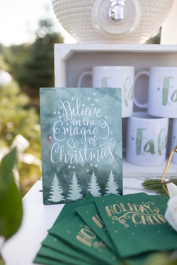 Party print from a Dreamy Hot Cocoa Holiday Party on Kara's Party Ideas | KarasPartyIdeas.com (12)