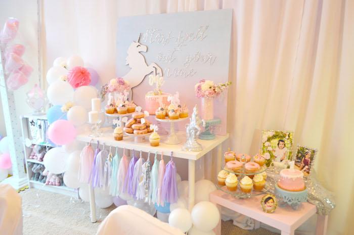 Elegant Pastel Unicorn Soiree on Kara's Party Ideas | KarasPartyIdeas.com (17)