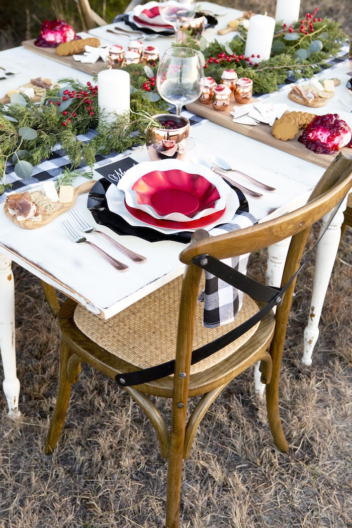 Favorite Things Holiday Dinner Party on Kara's Party Ideas | KarasPartyIdeas.com (17)