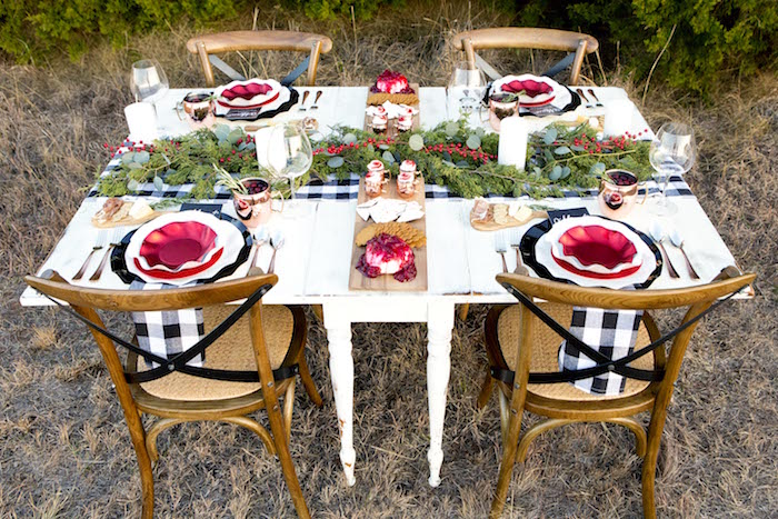 Favorite Things Holiday Dinner Party on Kara's Party Ideas | KarasPartyIdeas.com (16)