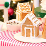 Gingerbread House Decorating Party on Kara's Party Ideas | KarasPartyIdeas.com (3)