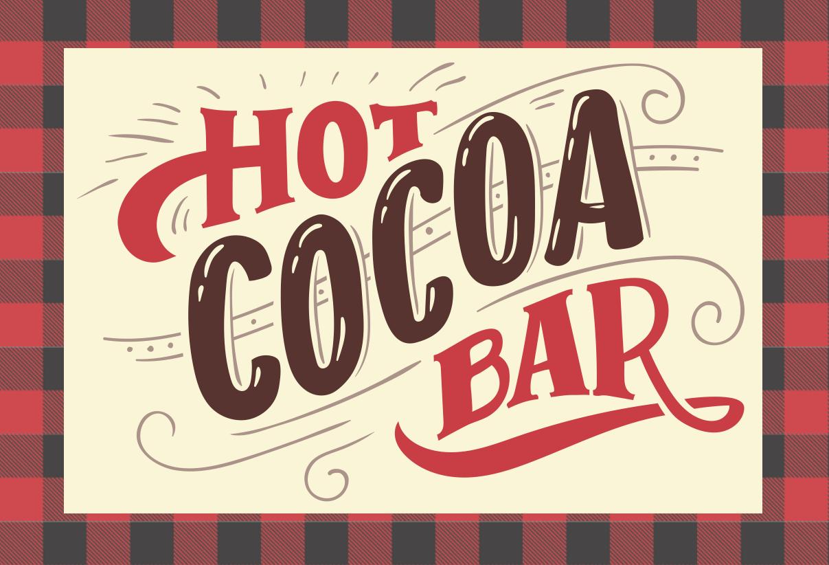 Kara's Party Ideas Hot Cocoa Bar with FREE Printables ...