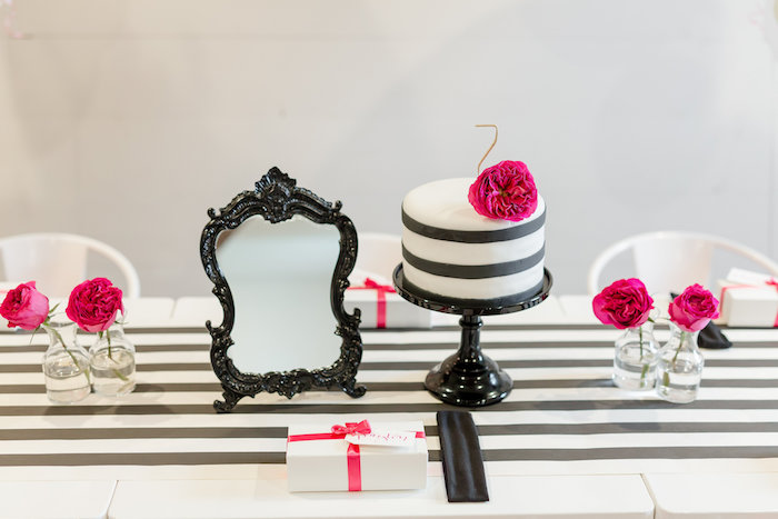 Kate Spade Inspired Spa Birthday Party on Kara's Party Ideas | KarasPartyIdeas.com (44)