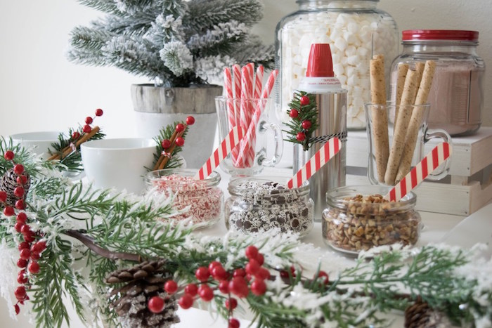 Let it Snow Holiday Party on Kara's Party Ideas | KarasPartyIdeas.com (51)