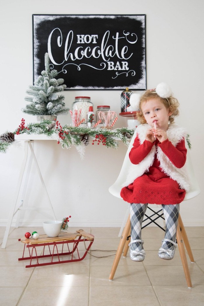 Let it Snow Holiday Party on Kara's Party Ideas | KarasPartyIdeas.com (41)