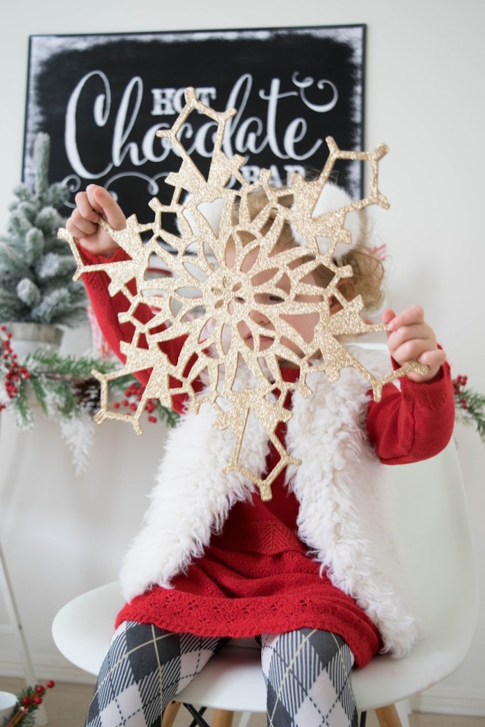 Let it Snow Holiday Party on Kara's Party Ideas | KarasPartyIdeas.com (40)