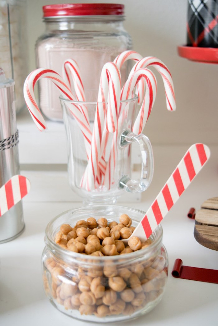 Let it Snow Holiday Party on Kara's Party Ideas | KarasPartyIdeas.com (38)