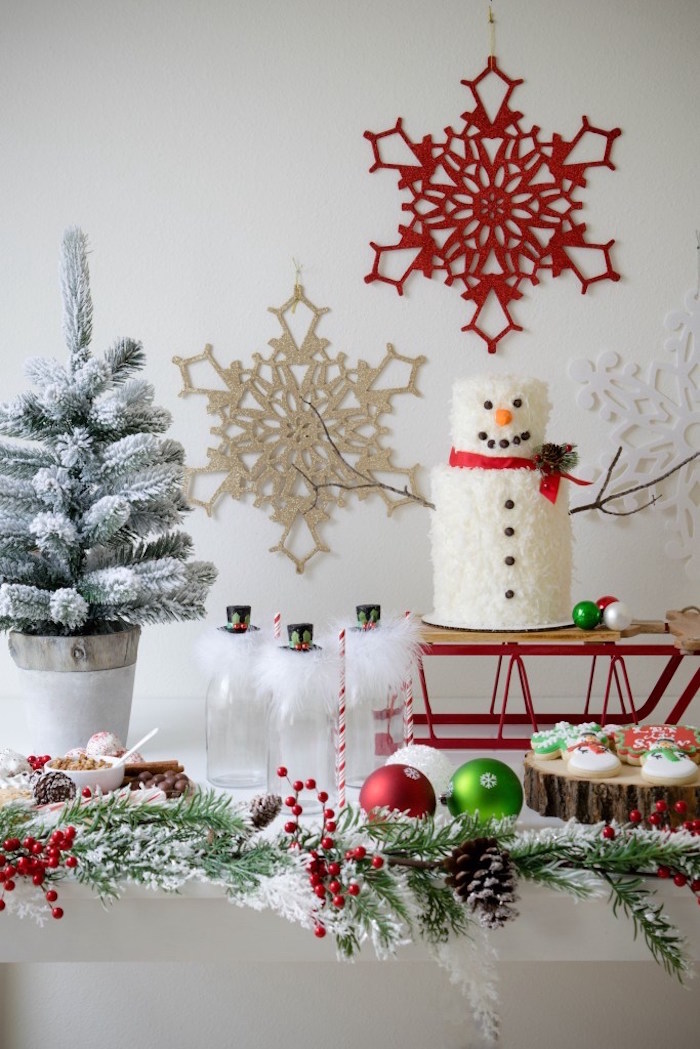 Let it Snow Holiday Party on Kara's Party Ideas | KarasPartyIdeas.com (34)
