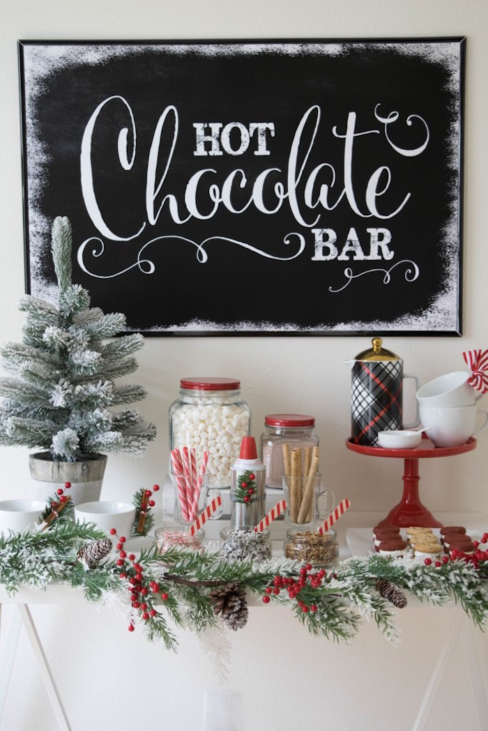 Let it Snow Holiday Party on Kara's Party Ideas | KarasPartyIdeas.com (55)