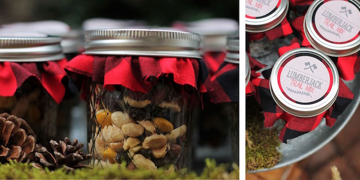 Little Lumberjack Birthday Party on Kara's Party Ideas | KarasPartyIdeas.com (56)