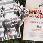 Lumberjack Birthday Party on Kara's Party Ideas | KarasPartyIdeas.com (1)