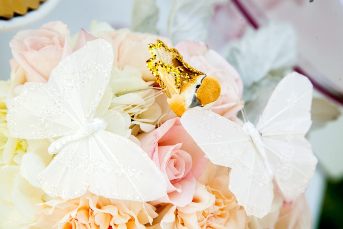 Butterfly blooms from a Marie Antoinette Inspired Bridal Shower on Kara's Party Ideas | KarasPartyIdeas.com (39)