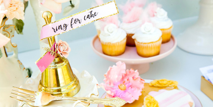 Marie Antoinette Inspired Bridal Shower on Kara's Party Ideas | KarasPartyIdeas.com (2)