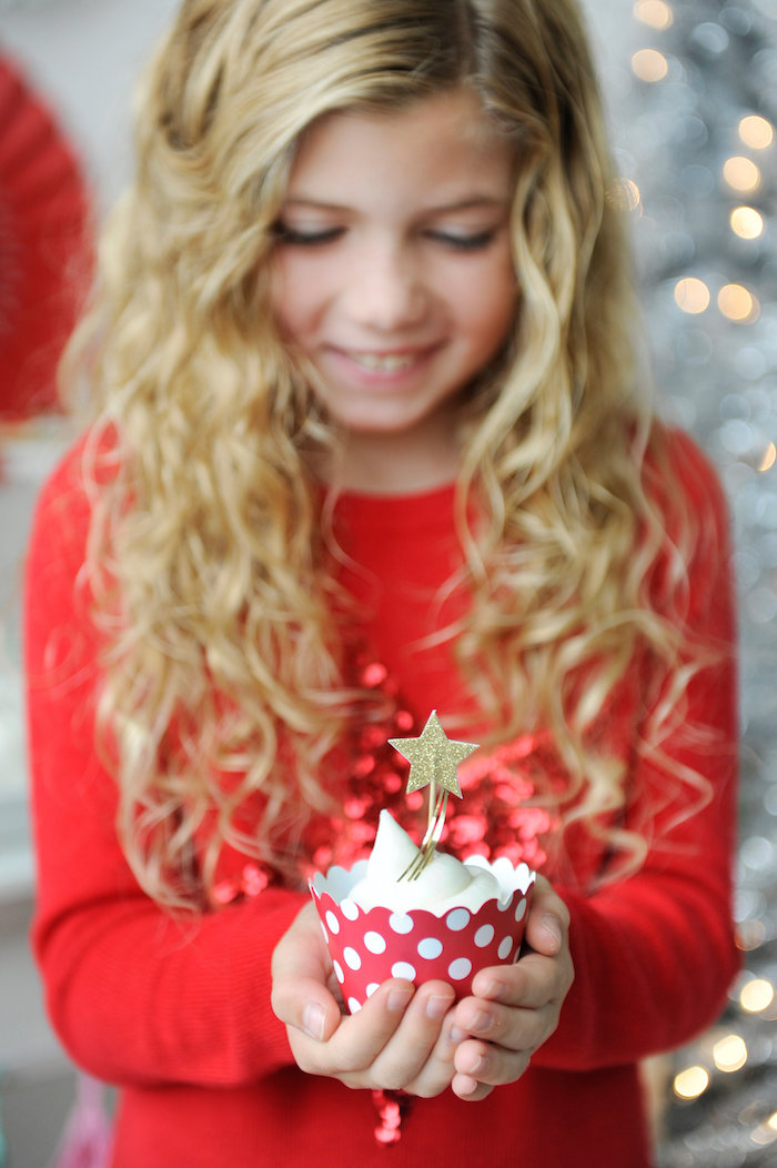 Merry & Bright Christmas Party on Kara's Party Ideas | KarasPartyIdeas.com (20)