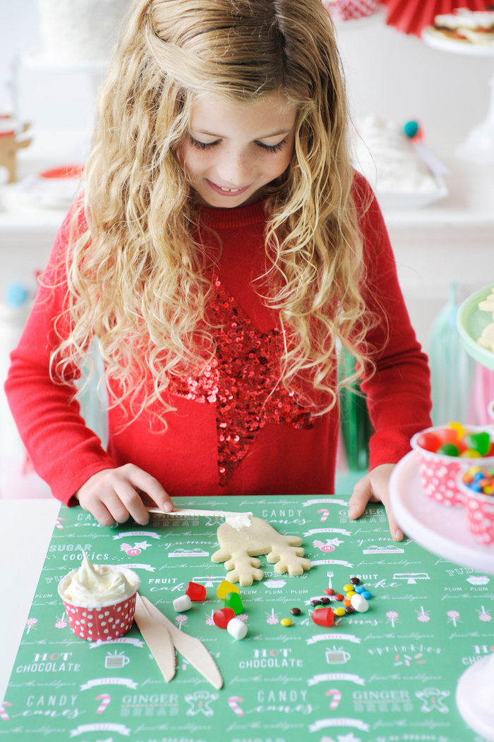 Merry & Bright Christmas Party on Kara's Party Ideas | KarasPartyIdeas.com (15)