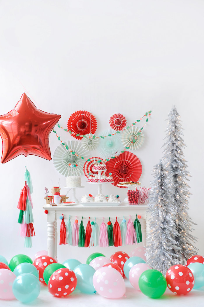 Merry & Bright Christmas Party on Kara's Party Ideas | KarasPartyIdeas.com (33)