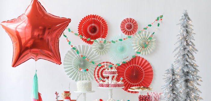 Merry & Bright Christmas Party on Kara's Party Ideas | KarasPartyIdeas.com (3)