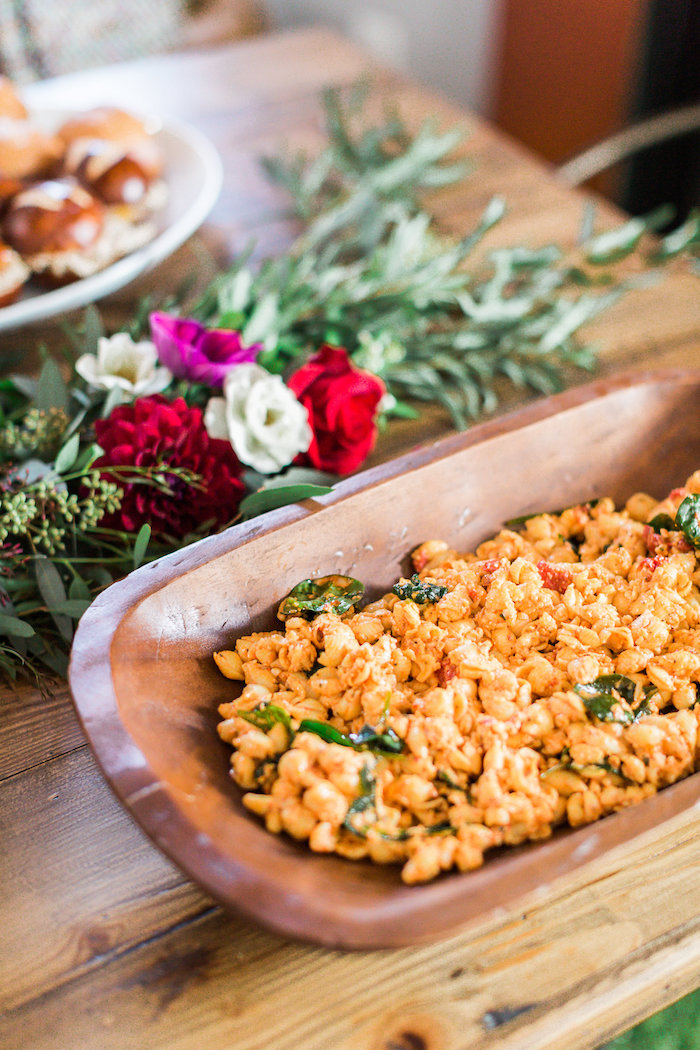 Food from a Modern Rustic Baby Shower on Kara's Party Ideas | KarasPartyIdeas.com (31)