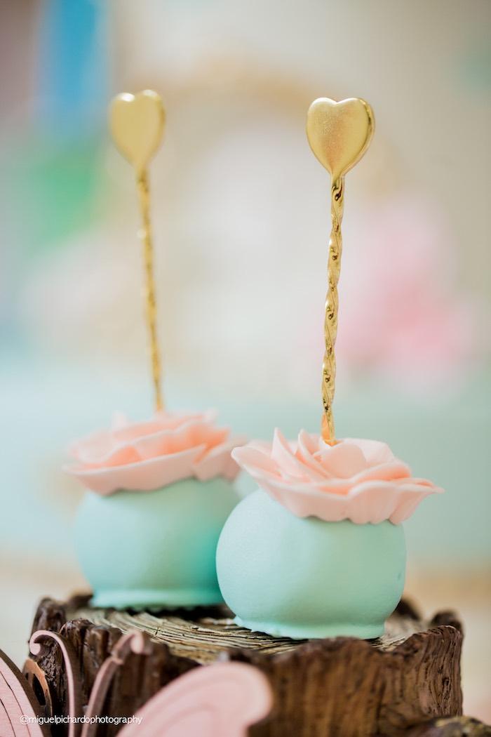 Kara S Party Ideas Pastel Glam Alice