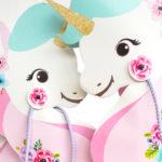 Pastel Unicorn Birthday Party on Kara's Party Ideas | KarasPartyIdeas.com (2)