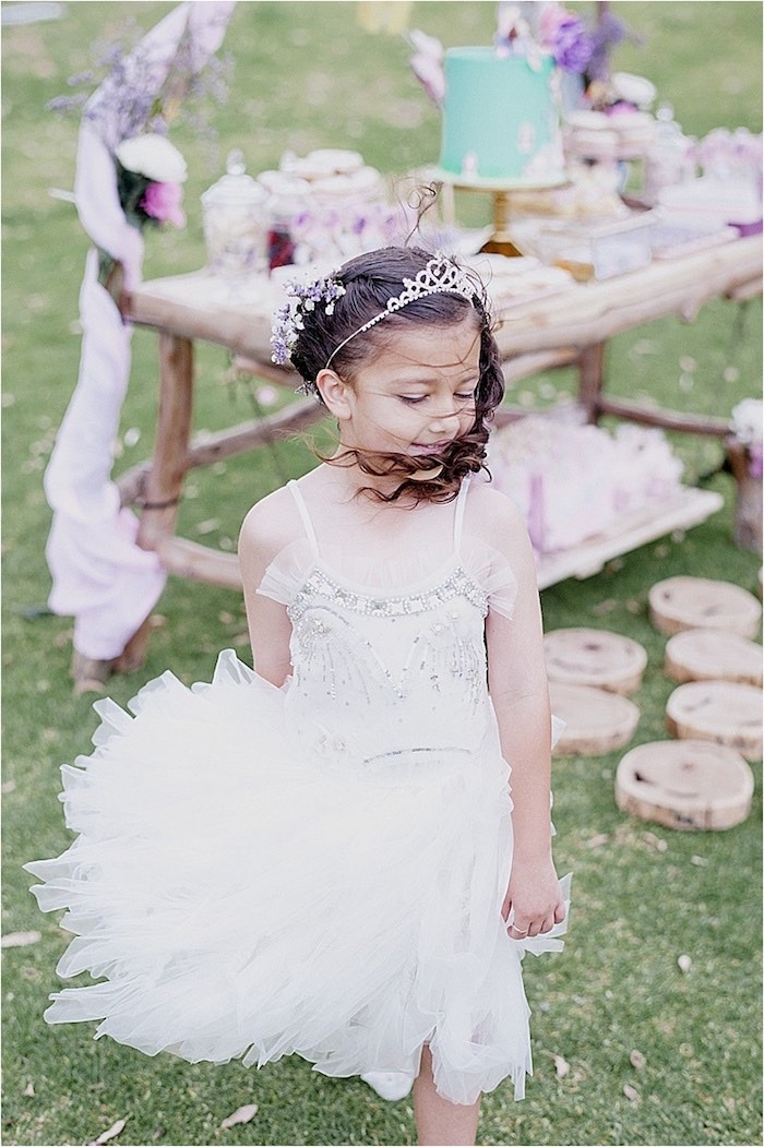 Rustic Fairies & Unicorns Birthday Party on Kara's Party Ideas | KarasPartyIdeas.com (29)