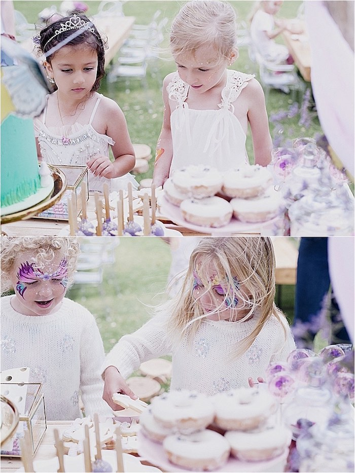 Rustic Fairies & Unicorns Birthday Party on Kara's Party Ideas | KarasPartyIdeas.com (24)