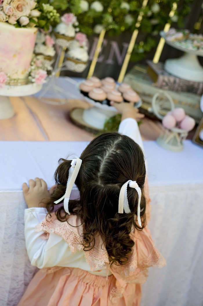 Secret Garden Birthday Party on Kara's Party Ideas | KarasPartyIdeas.com (9)