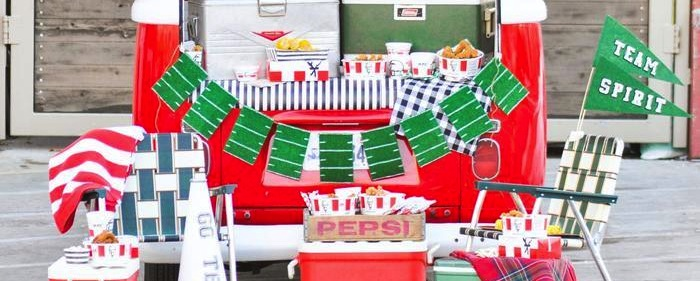 tailgating-party-for-kfc-by-karas-party-ideas-kara-allen-awesome-tailgate-idea-1
